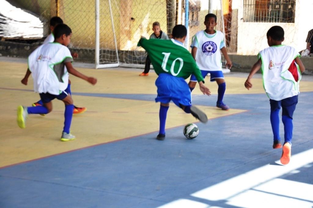 6b7213d0865a5 Amanhã é dia de etapa de Festival Dente de Leite de Futsal em Itatiaia