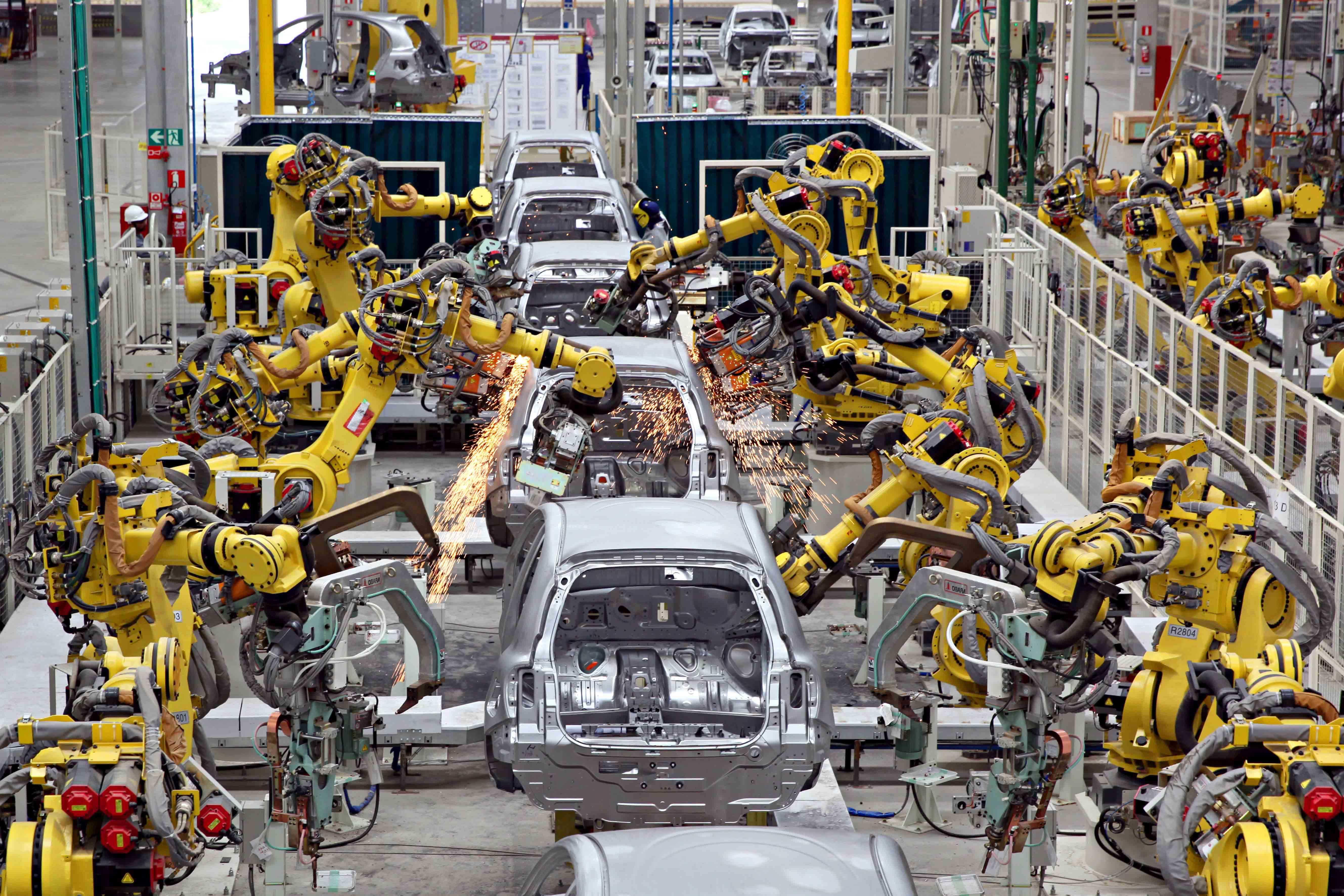 cc908ac2e Complexo Industrial de Resende amplia produção e exportações da Nissan