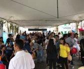 Dia de Cooperar reúne cerca de duas mil pessoas durante o sábado