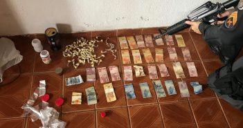 PM prende irmãos suspeitos de tráfico de drogas na Vila Flórida, em Itatiaia