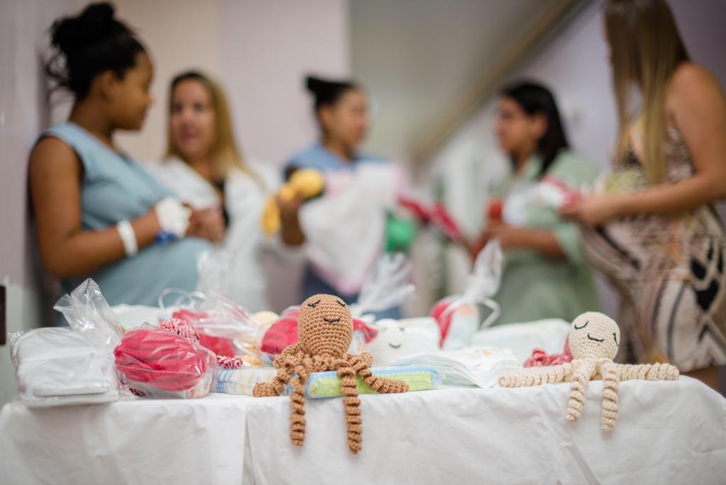Hospital São João Batista vai entregar enxoval para mães de recém-nascidos  no Natal 1407041d6c3
