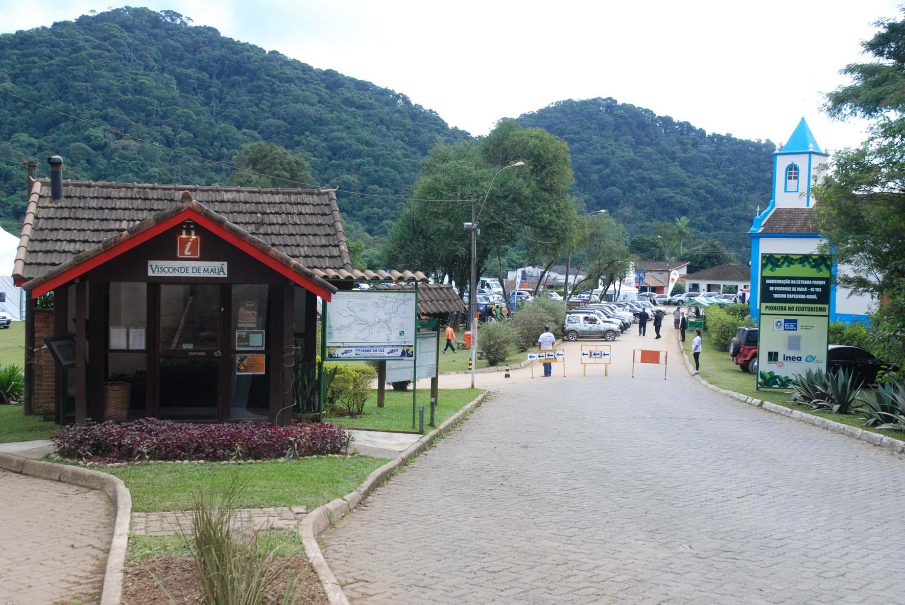d161064f243b Visconde de Mauá tem alta taxa de ocupação para o carnaval