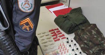 Jovem suspeito de tráfico é preso no Jardim Redentor, em Barra Mansa