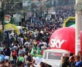Volta Redonda faz 65 anos hoje com extensa programação para todo o mês