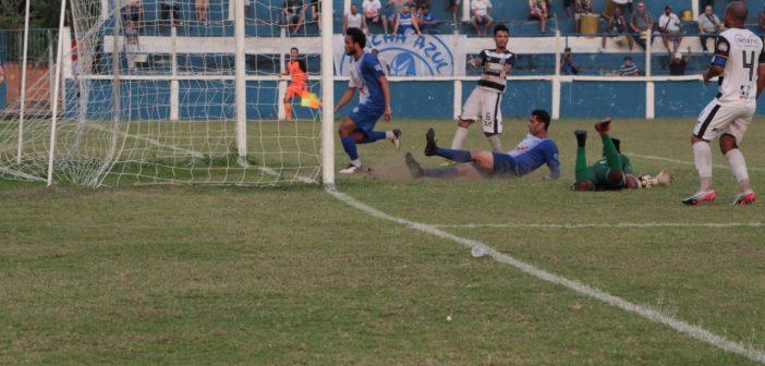 Barra Mansa empata com Rio São Paulo em primeiro jogo da semifinal