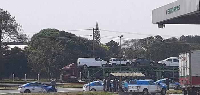 Jovem que morreu após troca de tiros com a PM pode ter participado de assassinato de militar